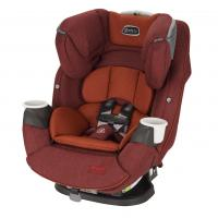 "Автокресло Evenflo ""SafeMax"" Brown Red в euro-matras.by"
